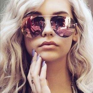 Amanda Steele x Quay Muse sunglasses